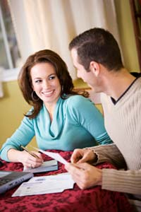 Spouses shouldn't fight over how to manage money