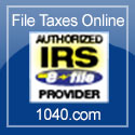 File taxes online for fast refunds with direct deposit