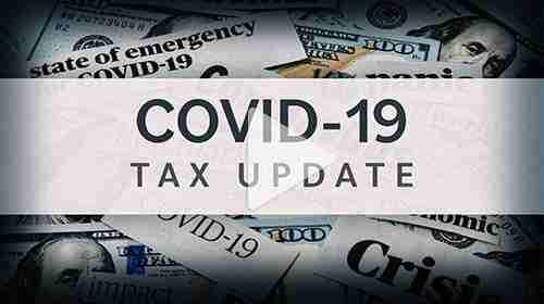Covid-19 tax portal