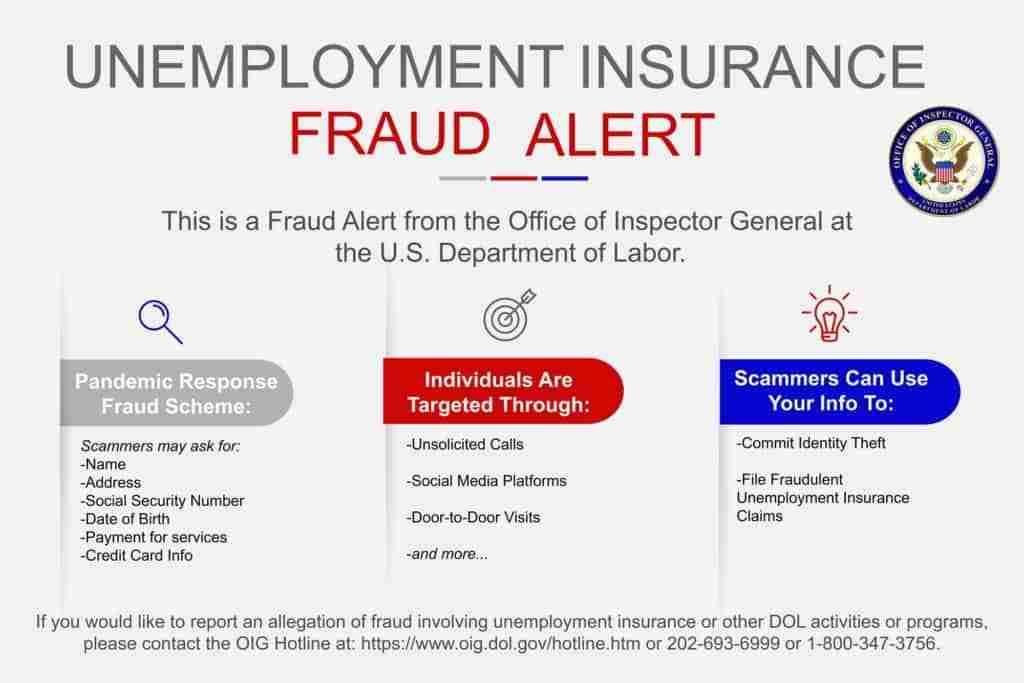 Unemployment Insurance Fraud