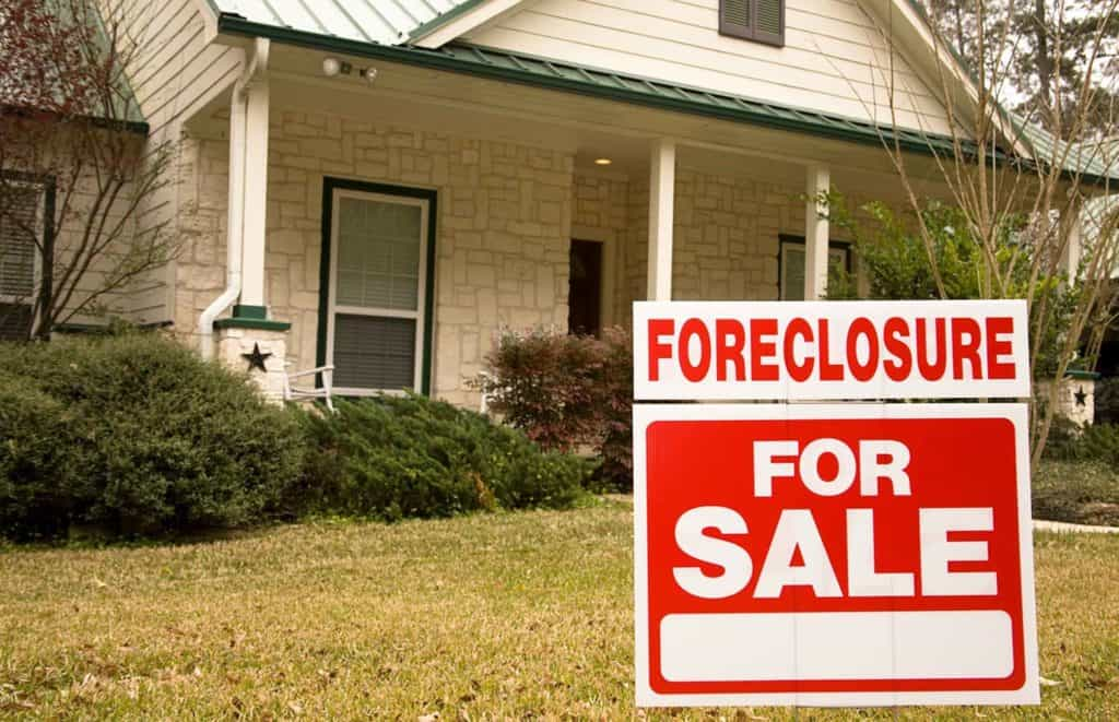 Foreclosure & the Cares Act