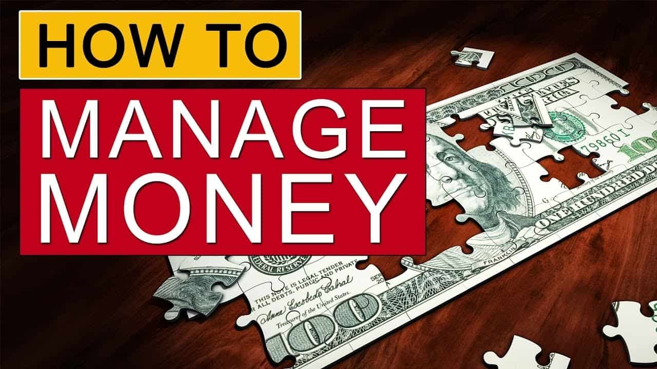 Managing Your Money Effectively